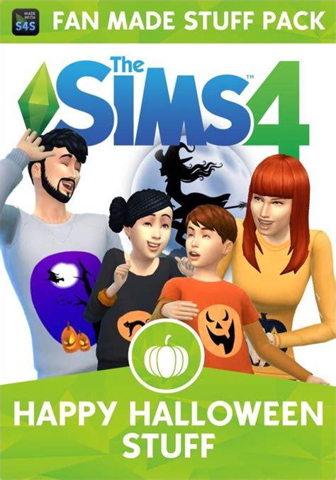 halloween halloween stuff  sims  pinterest