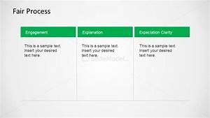 Fair Process Bos Powerpoint Diagram