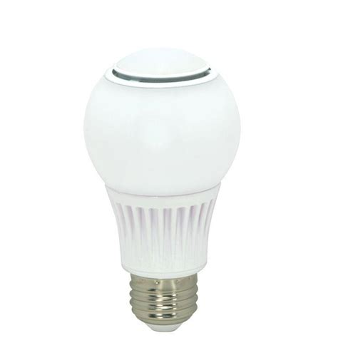 bulbamerica 10 5w 120v a19 2700k omni directional dimmable