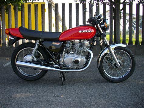 1978 Suzuki Gs400 1978 suzuki gs 400 e pics specs and information