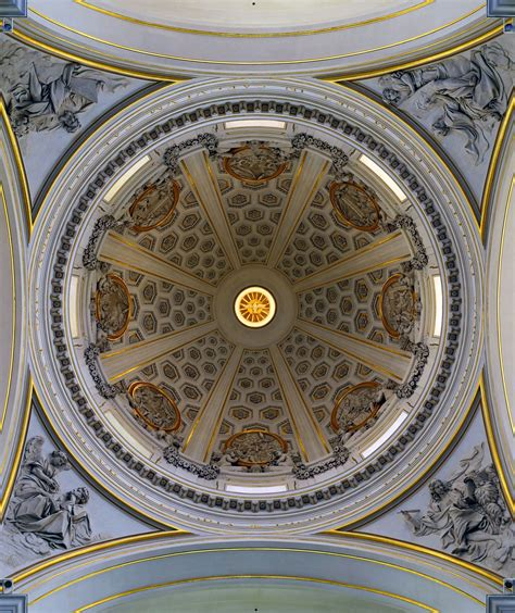 Cupola Bernini by L Interno Della Cupola Della Collegiata Di San Tommaso Da