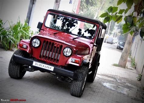 thar jeep never thought i d buy a mahindra thar my jeep story