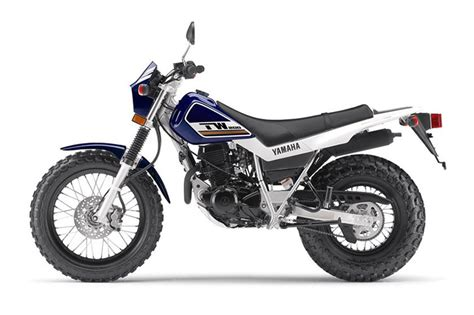 2017 Yamaha Tw200 Dual Sport Motorcycle Review