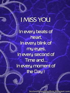 Free Unlimited Wallpapers: I Miss you | I Miss you ...