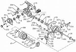 Penn 430ssg Parts List And Diagram   Ereplacementparts Com