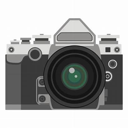 Camera Retro Graphic Vector Transparent Svg Illustration