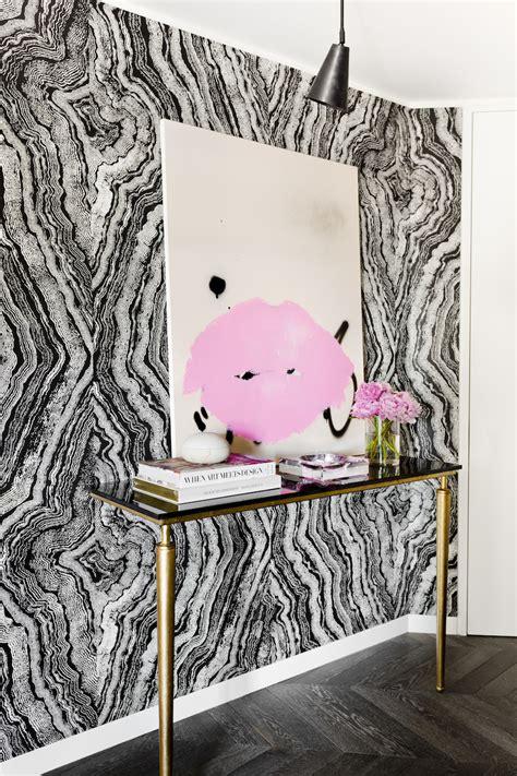 tamara magel designs  dramatic nyc apartment  bold