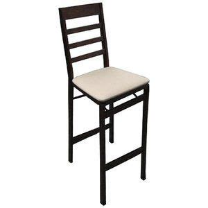 Cosco Wood Folding Chair Mission Style Back by The 25 Best Folding Bar Stools Ideas On Bar