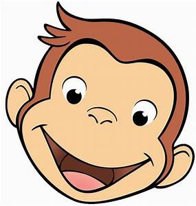curious george clip art curious george diy birthday With curious george cake template