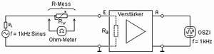 Vorwiederstand Berechnen : eingangswiderstand messen und ausgangswiderstand berechnen innenwiderstand verstaerker ~ Themetempest.com Abrechnung