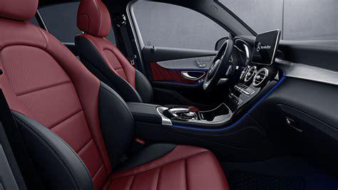 Explore the glc 300 interior in person! 2019 GLC 300 4MATIC Coupe | Mercedes-Benz