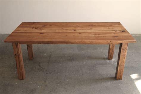 Als Tisch by Wooden Affairs Detailansicht Tische Aus Alter Eiche