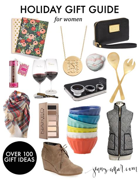 holiday gift guide for women christmas gifts