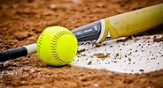 Image result for softball and bat