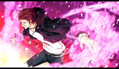 Anime K Wallpaper - mikoto suoh wallpaper and background image 1366x800 id