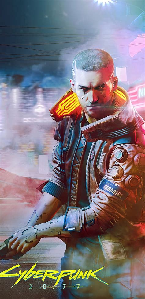 Download the perfect cyberpunk pictures. Cyberpunk 2077 Wallpaper Phone - KoLPaPer - Awesome Free HD Wallpapers