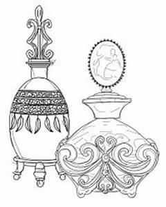 Perfume Bottle Outline | pan tattoo ideas | Pinterest ...