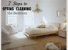 how to clean a bedroom step by step 28 images spring