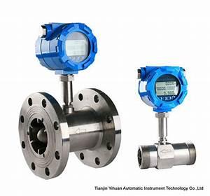 China Liquid Turbine Flowmeter - 4