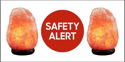 what type of bulb does a salt l use himalayan rock salt ls recalled due to fire risk