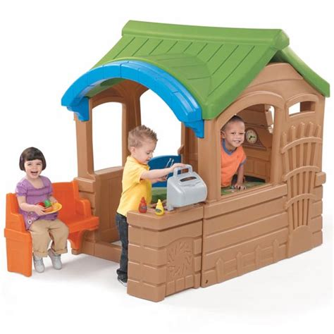 gather grille playhouse kids playhouse step