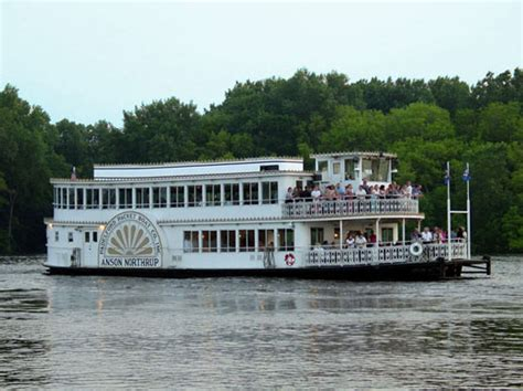 Paddleford Boat by Padelford Riverboats Anson Northrup