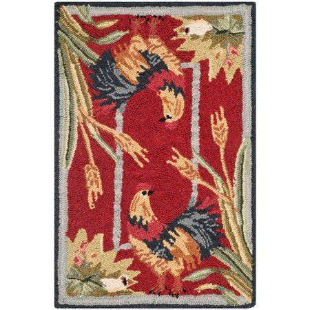 Safavieh Rooster Rug by Safavieh Chelsea Lanford Rooster Novelty Area Rug Or