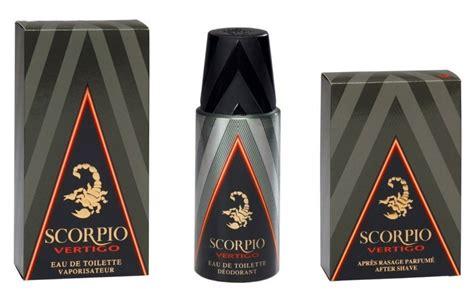 scorpio vertigo eau de toilette reviews and rating