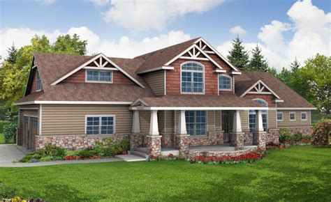 craftsman house plans one one craftsman house plans