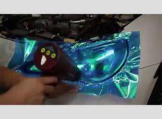 Neo Chrome Headlight Tint