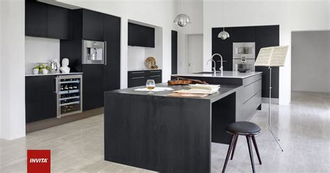 interior design of a kitchen athenas enkle front og brede skuffer giver basis for 7576