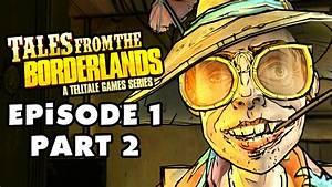 Tales from the Borderlands - Episode 1: Zer0 Sum ...