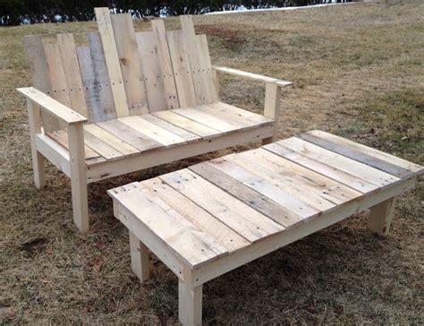 faire un banc en palette de bois et le d 233 corer soi m 234 me les top id 233 es diy