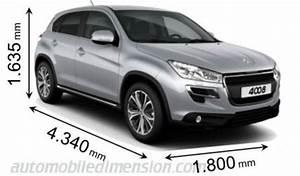 Longueur 5008 : dimensions des voitures peugeot longueur x largeur x hauteur ~ Gottalentnigeria.com Avis de Voitures