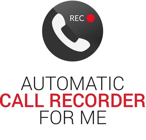 Automatic Call Recorder For Me V1.6 [unlocked] Latest