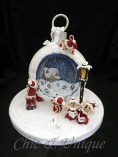 images  christmas cakes  pinterest