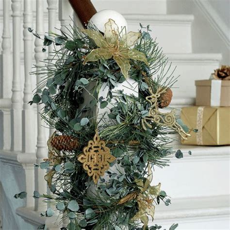 the 80 best images about christmas stairs on pinterest