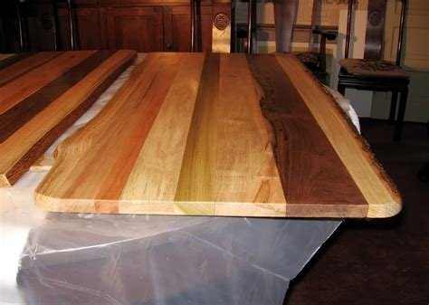 eco friendly wood table  countertops  winston salem
