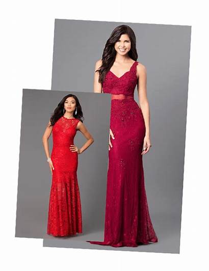 Lace Trends Prom Promgirl