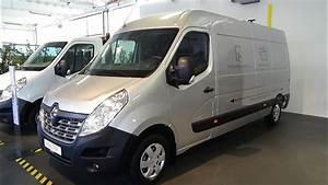 2018 Renault Master Van - Exterior And Interior