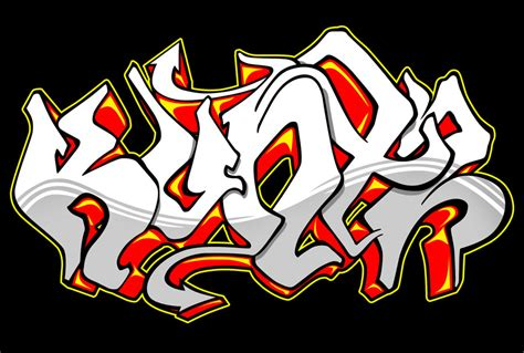 Graffiti Xd : Xd By Knowwell On Deviantart