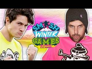 CO-ED PAIN PONG REVENGE (Smosh Winter Games) | Doovi