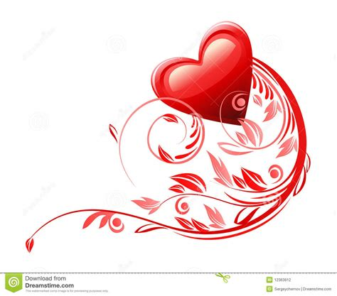 love heart symbol stock photography image