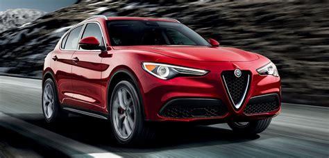 Alfa Romeo Parts Usa by 2019 Alfa Romeo Stelvio Vs 2019 Jaguar F Pace Comparative