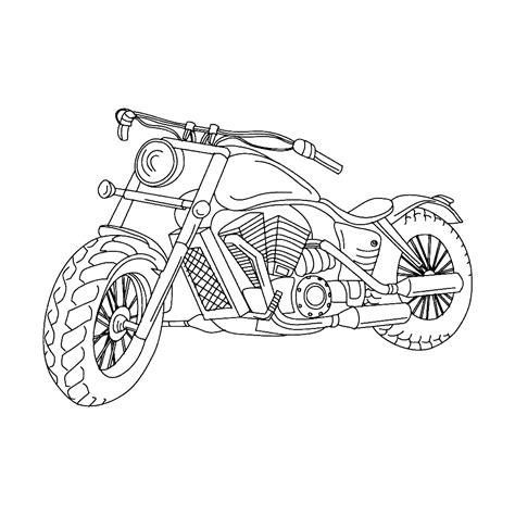 Kleurplaat Crossmotors by Leuk Voor Racemotors Tourmotoren En Crossmotors