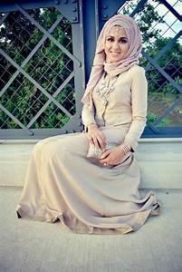Fashionable, And, Modern, Hijab, Look