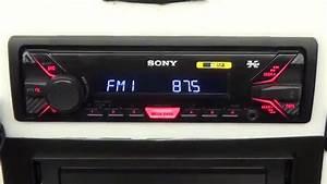 Sony Xplod Dsx-a100