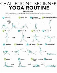 Daily Yoga Routine Pdf