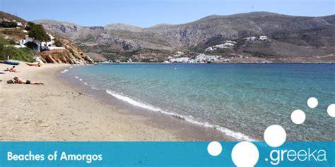best 19 beaches in amorgos island greeka com
