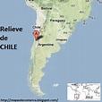 Chile Map Google
